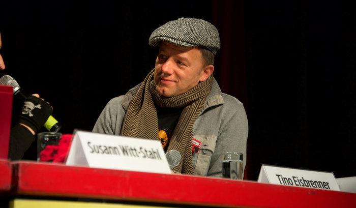 Tino Eisbrenner. Foto: Gabriele Senft