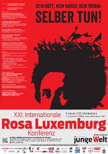 XXI. Internationale Rosa-Luxemburg-Konferenz