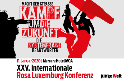 XXV. Internationale Rosa-Luxemburg-Konferenz
